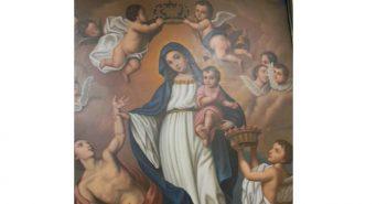 Madre Santísima de la Luz