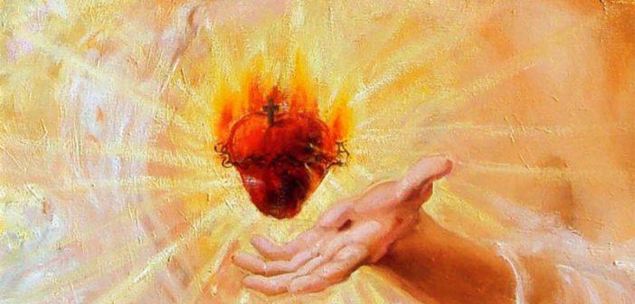 Consagración al Sagrado Corazón de Jesús I