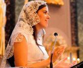 """Virgen consagrada """"Felizmente casada con Dios"""" en """"Cosmopolitan"""""""