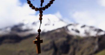 """La historia del rosario """"el salterio de la Virgen María"""