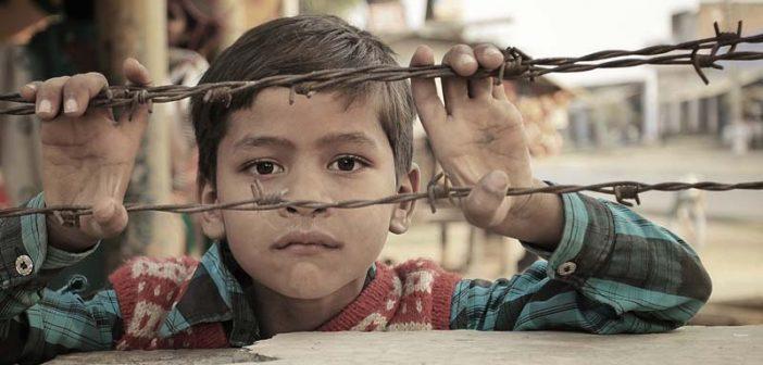 Niños migrantes, después esclavos ¡ayúdalos!