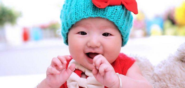 El desarrollo de tu pequeño del nacimiento hasta los 3 años