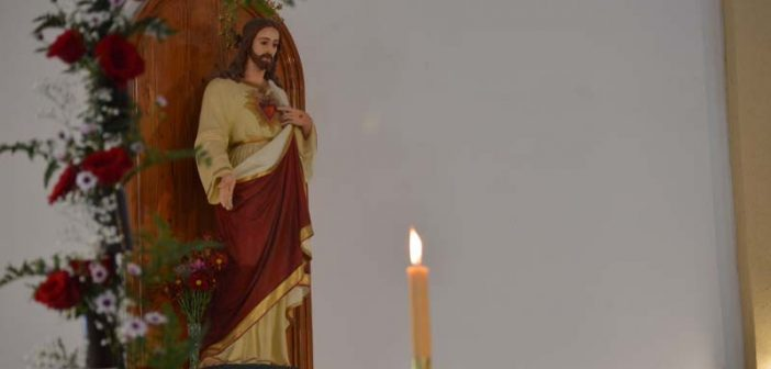 Corazón de Jesús, el Amor sin condiciones