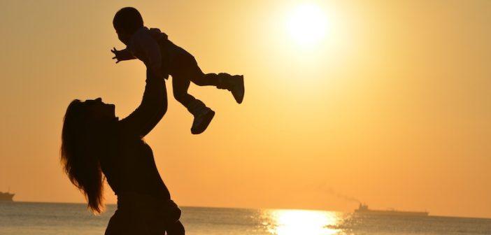 Celebremos el don de la mujer: ser madre