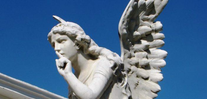 Todos tenemos un ángel siempre al lado que jamás nos deja solos