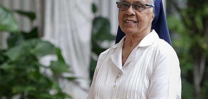 Hermana Gerard, la religiosa que acompaña a los reclusos en el corredor de la muerte