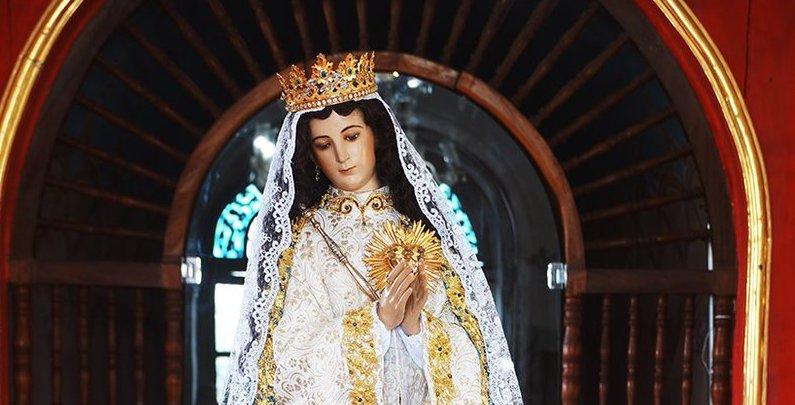 Virgen de Izamal