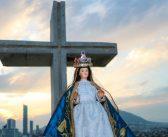 Virgen Chiquita o la Virgen de la zapatera.  Monterrey