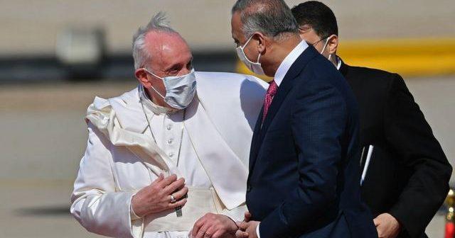 Papa Francisco pide que callen las armas en Irak